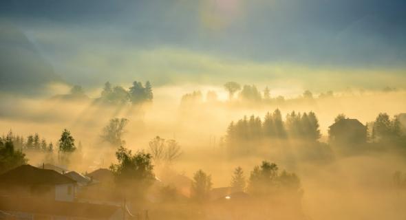 Утринска магла